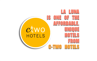 La Luna is managed by C-Two hotels